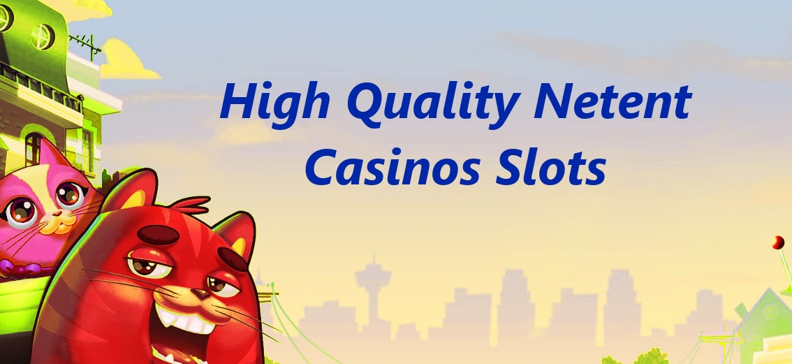 netent best casinos slots